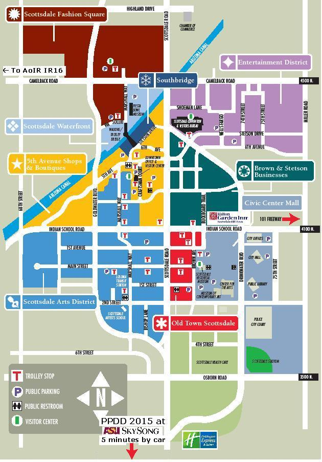 PPDD2015Conference--DowntownScottsdaleMap--Final