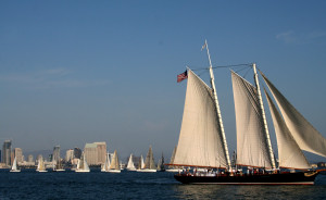 PPDD2017--SD5--Downtown Skyline with Sail Boats -Courtesy Joanne DiBona SanDiego.org